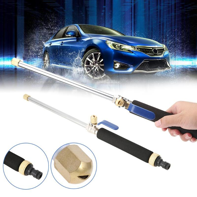 High Pressure Power Water Gun Car Washer Water Jet Garden Washer Hose Wand Nozzle Sprayer Watering Spray Sprinkler Cleaning Tool