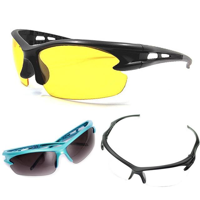 2d6b2c571d88 Night Vision Driver Goggles Unisex HD Vision Sun Glasses Car Driving Glasses  UV Protection Polarized Sunglasses Eyewear