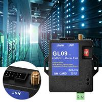 GL09 8 Channel Battery Operated App Control GSM Alarm Systems SMS Alert Security System 2019