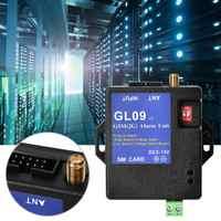 GL09 8 canales de la batería operado de la aplicación de Control de alarma GSM sistemas de alerta de SMS sistema de seguridad 2019