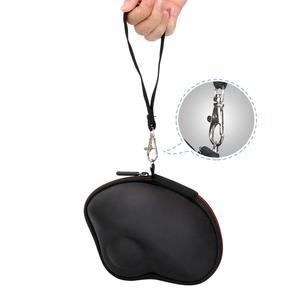Image 3 - Eva sert koruyucu kılıf taşıma seyahat saklama çantası için Logich M570 kablosuz fare Trackball akülü