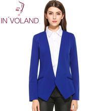 27ea174c Womens Open Front Draped Asymmetric Solid Long Sleeve Blazer Jacket Suit  jacket Casual Slim Pocket Natural