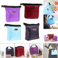 High Quality Insulated Lunch Bag Waterproof Lunch thermal Cooler Bag Carry Storage Picnic Bag Pouch lunch Bags Bolsa Termica