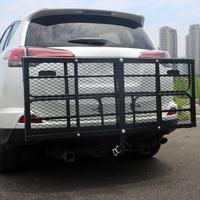 60 150X60X8,5 см Портативный большой Ёмкость складной грузовой автомобиль внедорожник стойку сзади Max 226 кг для путешествий Чемодан культур несу