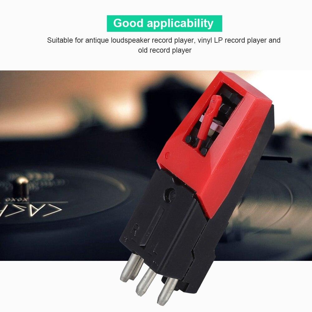 Plattenspieler Suche Nach FlüGen Universal Piezoelektrischen Keramik Stylus Alten Plattenspieler Magnetische Patrone Stylus Mit Lp Vinyl Nadel Tragbares Audio & Video