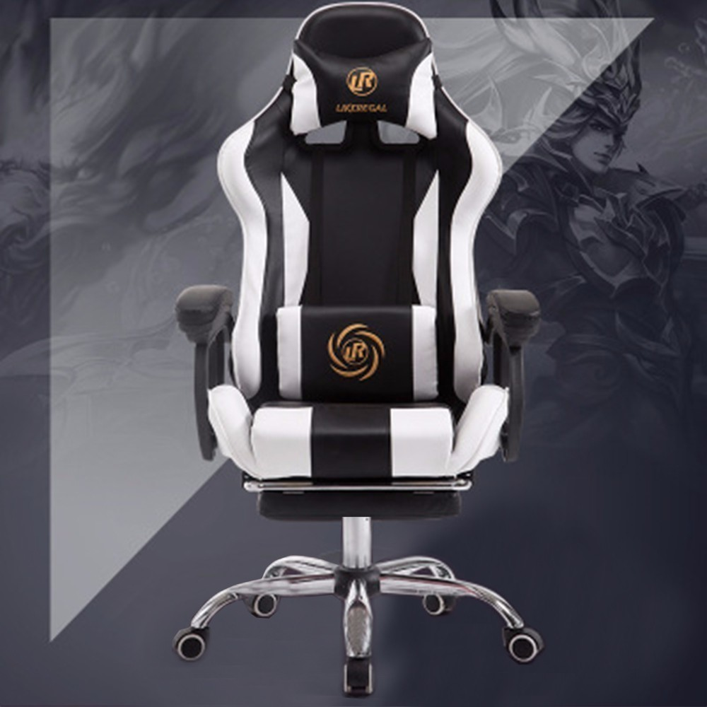 Купить с кэшбэком Game armchair Computer gaming gamer To Work An Synthetic leather Office furniture Sports The Electric ergonomic kneeling Chair