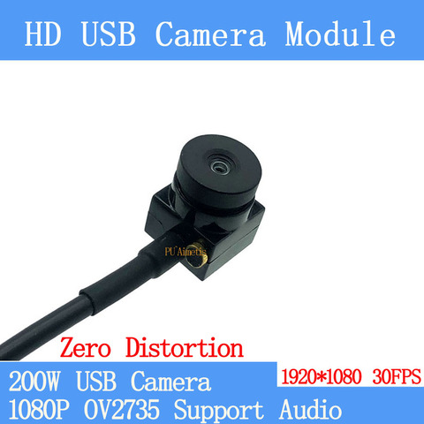 modulo de camera usb 1080 p hd completo mjpeg 30fps de alta velocidade mini cctv