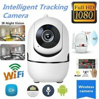 Wireless Smart IP WiFi HD IR Cut Home Security Camera 1080P 2 Way Audio Monitor baby monitor camera