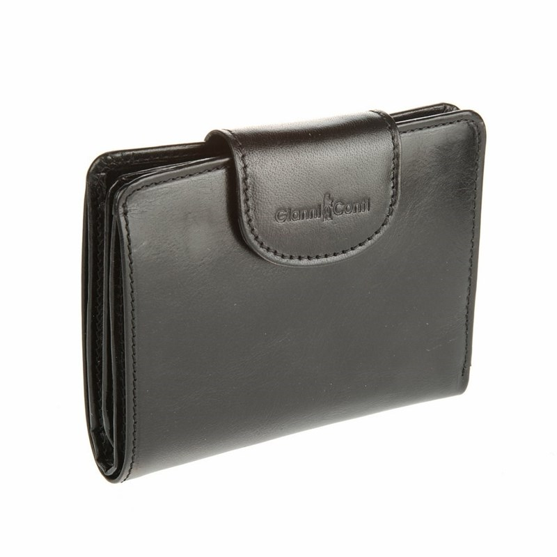 Coin Purse Gianni Conti 908029 black coin purse gianni conti 907018 black