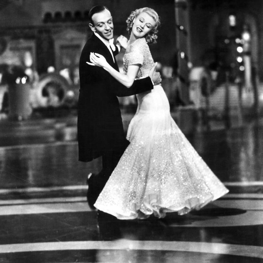 Sombrero De Fred Astaire Y Ginger Rogers 1935 Bailando Foto Imprimir 8x10 Placas Y Senales Aliexpress