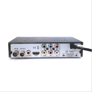 Image 4 - Kebidu M2 DVB T/T2 Satellite Receiver HD Digital TV Tuner Receptor MPEG DVB T2 H.264 Terrestrial TV Receiver DVB T Set Top Box