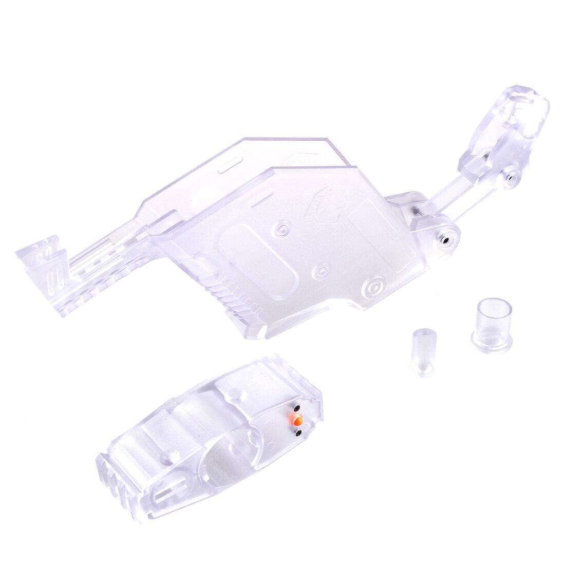 Bricolage Modifié Poignard Couverture En Forme de Jouet accessoires d'armes à feu kit de test Pour Nerf Stryfe Professionnel accessoires de jouet-Noir