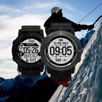 Новый UW80C пеший туризм плавание марафон gps водостойкие наручные часы Smartwatch Professional Открытый спортивные часы