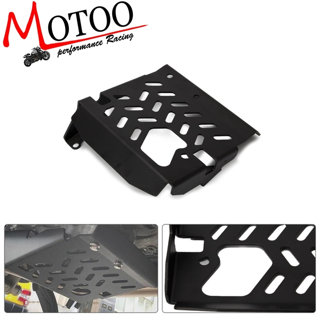 Aluminum alloy Motorcycle Accessories Skid Plate Engine Guard Chassis Protection Cover For Honda X-ADV XADV 2017-2019 XADV 750