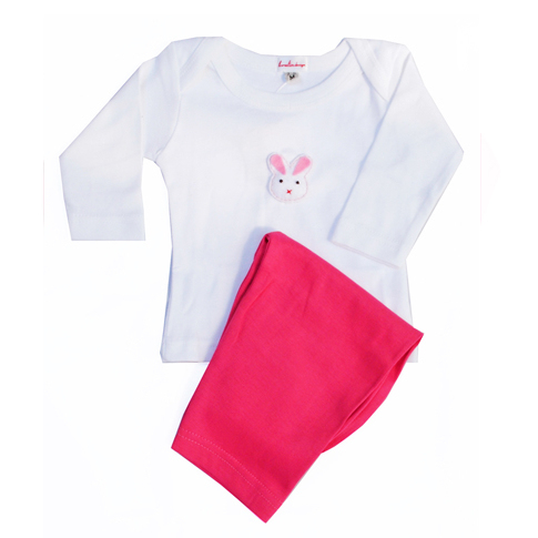 Loralin Design GOB6 Bunny Outfit 6-12 Months