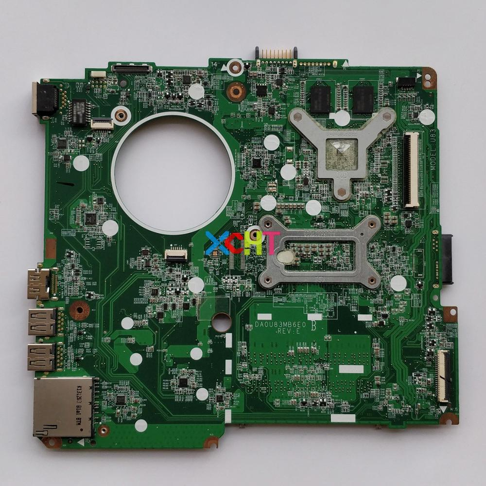 Image 2 - 734426 501 734426 001 w HD8670M/2GB Graphics w i5 4200U CPU for HP Pavilion 14 n Series Laptop Motherboard Mainboard Tested-in Laptop Motherboard from Computer & Office