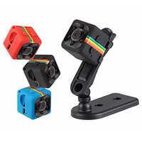 1 Pcs Mini Camera HD 1080P Night Vision Camcorder Portable Motion Detection DV JLRJ88