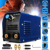 220V Mini Electric Welding Machine Portable Solder 20 200A Inverter Soldering Tool ARC Welding Working