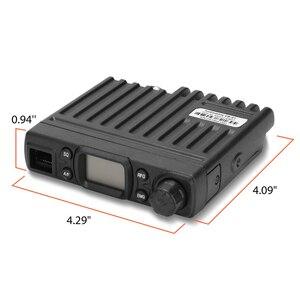 Image 3 - Radioddity cb 27 cb rádio móvel 40 channel am instantâneo de emergência canal 9/19 pa sistema rf ganho com microfone licença livre