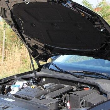 For Volkswagen VW Passat 2016-2017 Thermal Insulation Cotton Sound Insulation Cotton Heat Insulation Pad Car Accessories
