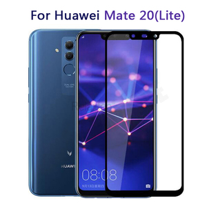 Image 3 - Tempered Glass For Huawei mate 20 X lite Screen Protector For huawei huawey Mate20 Lite mate 20x Protective Film Protection Glas