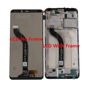 Image 4 - ЖК дисплей M & Sen для Xiaomi Redmi 5 с рамкой и сенсорной панелью, дисплей 5,7 дюйма с дигитайзером в сборе для Redmi 5, оригинал
