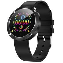 OUKITEL W5 Smart Bracelet Fitness Tracker 1.22 inch NRF52832 64KB RAM 512KB ROM Heart Rate Monitor Step Count Sedentary Reminder