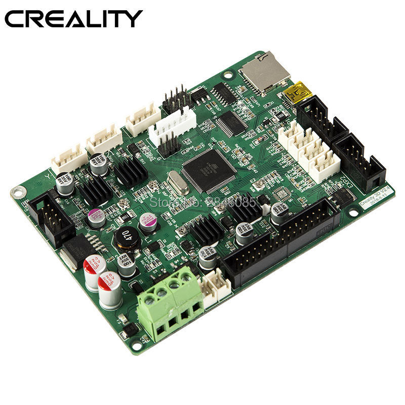 Image 3 - Creality 3D Upgrade Upgraded V2.4.1 MOTHERBOARD Firmware Flashed Well For CREALITY 3D Auto Leveling CR 10SPro Printer-in 3D Printer Parts & Accessories from Computer & Office