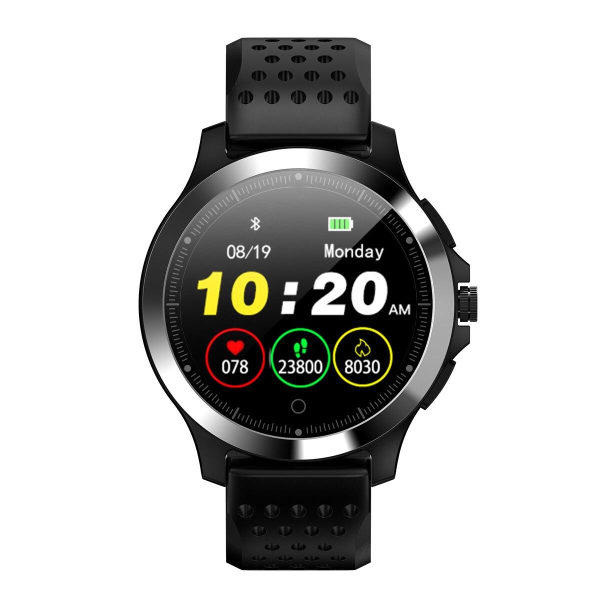 W8 ECG + PPG fréquence cardiaque montre intelligente hommes femmes HRV Check 306 plein acier multi-rappel horloge d'eau Sport mode bracelet de montre intelligente