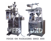 Automatic Auger Filler Small Sachet Powder Packing Machine for 3 Side Sealing Bags automatic auger hopper filler