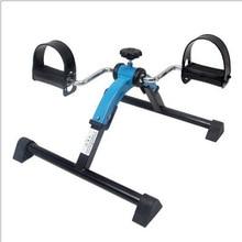 Портативный кардио фитнес шаговый тренажер для ног домашний тренажерный зал упражнения мини беговая дорожка для похудения Сжигание жира спиннинг велосипед A9275