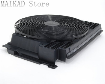 Engine Cooling Radiator Fan Motor Condenser Thermo Fan for BMW X5 E53 X5 3.0i 4.4i 4.6 4.8 64546921381 image