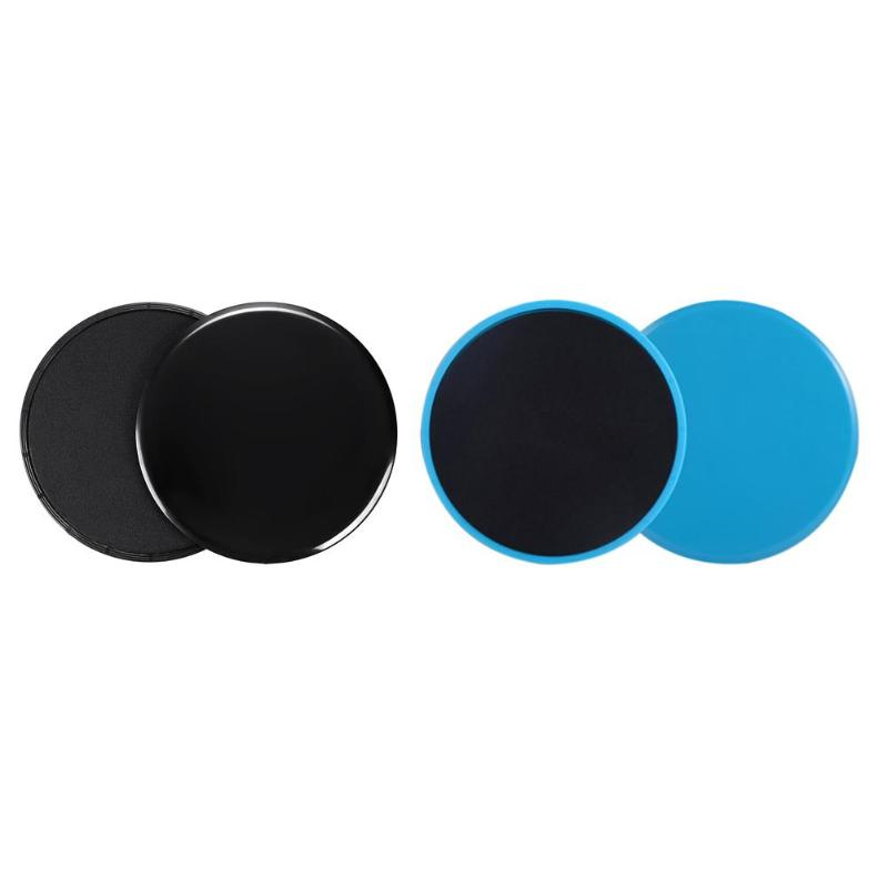 Accessories 2pcs Gliding Discs Slider 17.8cm/7 Dia Exercise Sliding Plate For Yoga Gym Abdominal Core Training Exercise Equipment Fitness & Body Building
