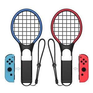 1 Pair Tennis Racket Handler f