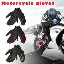 Water Proof Full Finger Touch Screen Motorcycle Gloves Comfortable Guard Breathable Outdoor For Men Women Accessories Supplies
