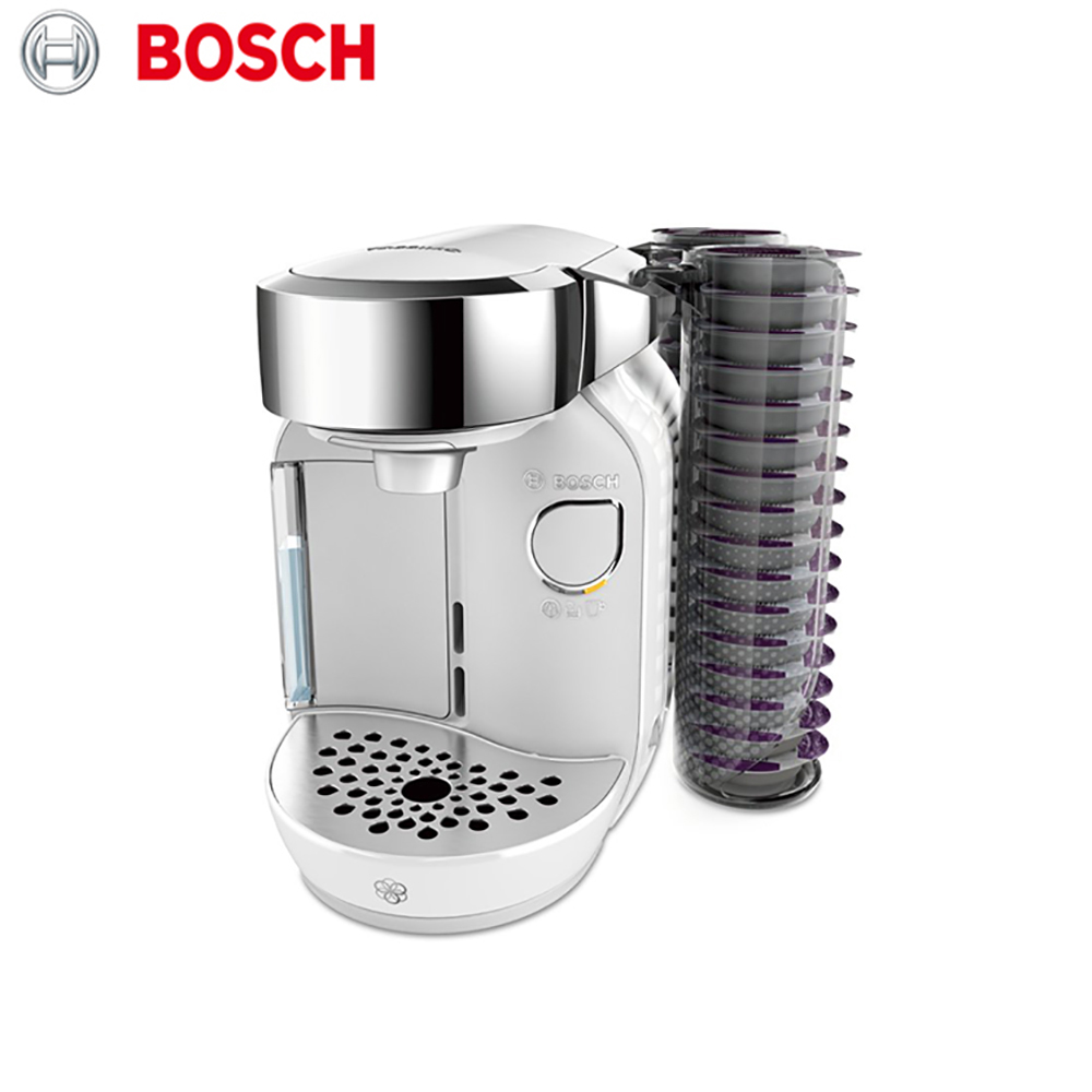 цена Capsule Coffee Machine Bosch TAS7004 home kitchen appliances brew making hot drinks drip Cafe household