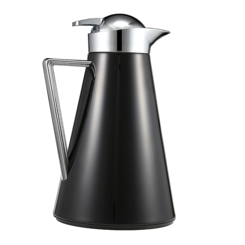 24Hours:  Stainless Steel Vacuum Coffee Insulation Pot Sturdy and Durable Coffee Pots 24Hours Heat Retention Coffeeware for Cafe Store - Martin's & Co