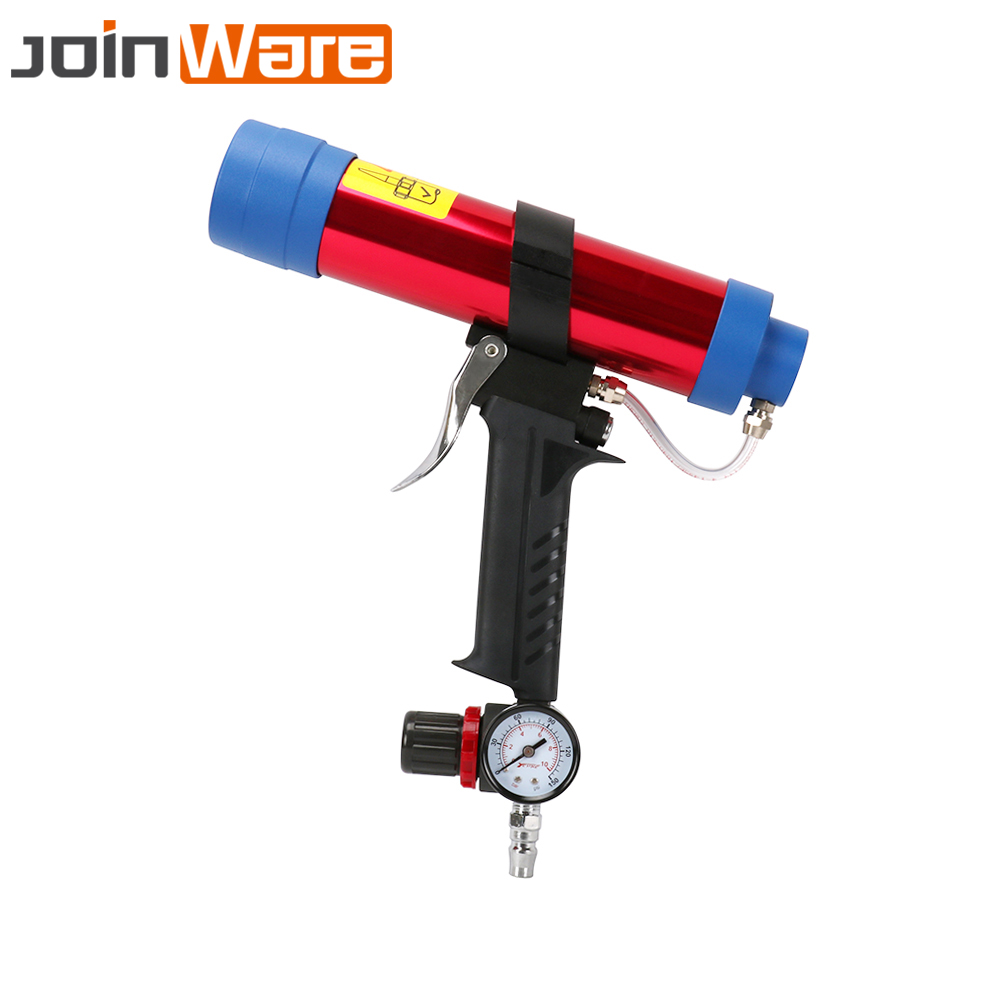 Pneumatic Caulking Gun Glass Glue Gun Air Glass Glue Guns Air Rubber Gun Caulk Applicator Tool 1Pc 310ml New Pneumatic Caulking Gun Glass Glue Gun Air Glass Glue Guns Air Rubber Gun Caulk Applicator Tool 1Pc 310ml New