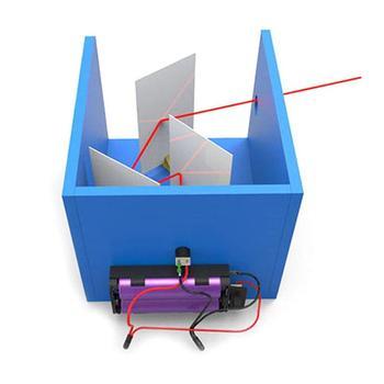 Zestaw eksperymentów światło Reflex eksperyment zabawka prawo odbicia światła odkrywanie nauki DIY opracowanie fizyki Reflex zabawka edukacyjna tanie i dobre opinie CN (pochodzenie) MATERNITY W wieku 0-6m 7-12m 13-24m 25-36m 4-6y 7-12y 12 + y Science toy set none Certyfikat europejski (CE)