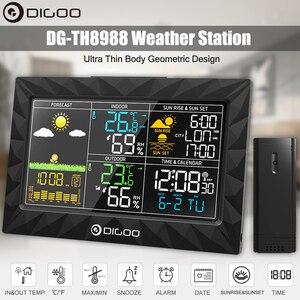 DIGOO DG-TH8988 LCD Color Indo