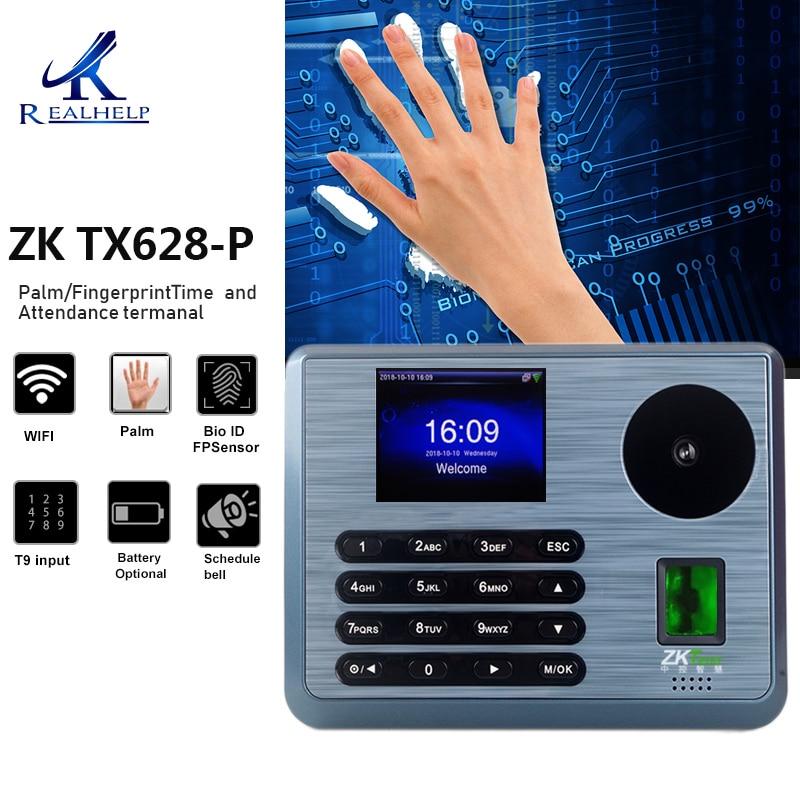 Zkteco TX628P WIFI Software di Presenza di Tempo ZKTime 5.0 di Palma Lettori di TCP/IP Presenza di Presenza di Riconoscimento di Palma ElettricoZkteco TX628P WIFI Software di Presenza di Tempo ZKTime 5.0 di Palma Lettori di TCP/IP Presenza di Presenza di Riconoscimento di Palma Elettrico