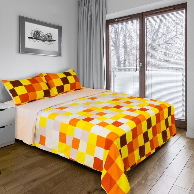 [Available with 10.11] linens euro Pixels (yellow) [available with 10 11] linens euro pixels beige