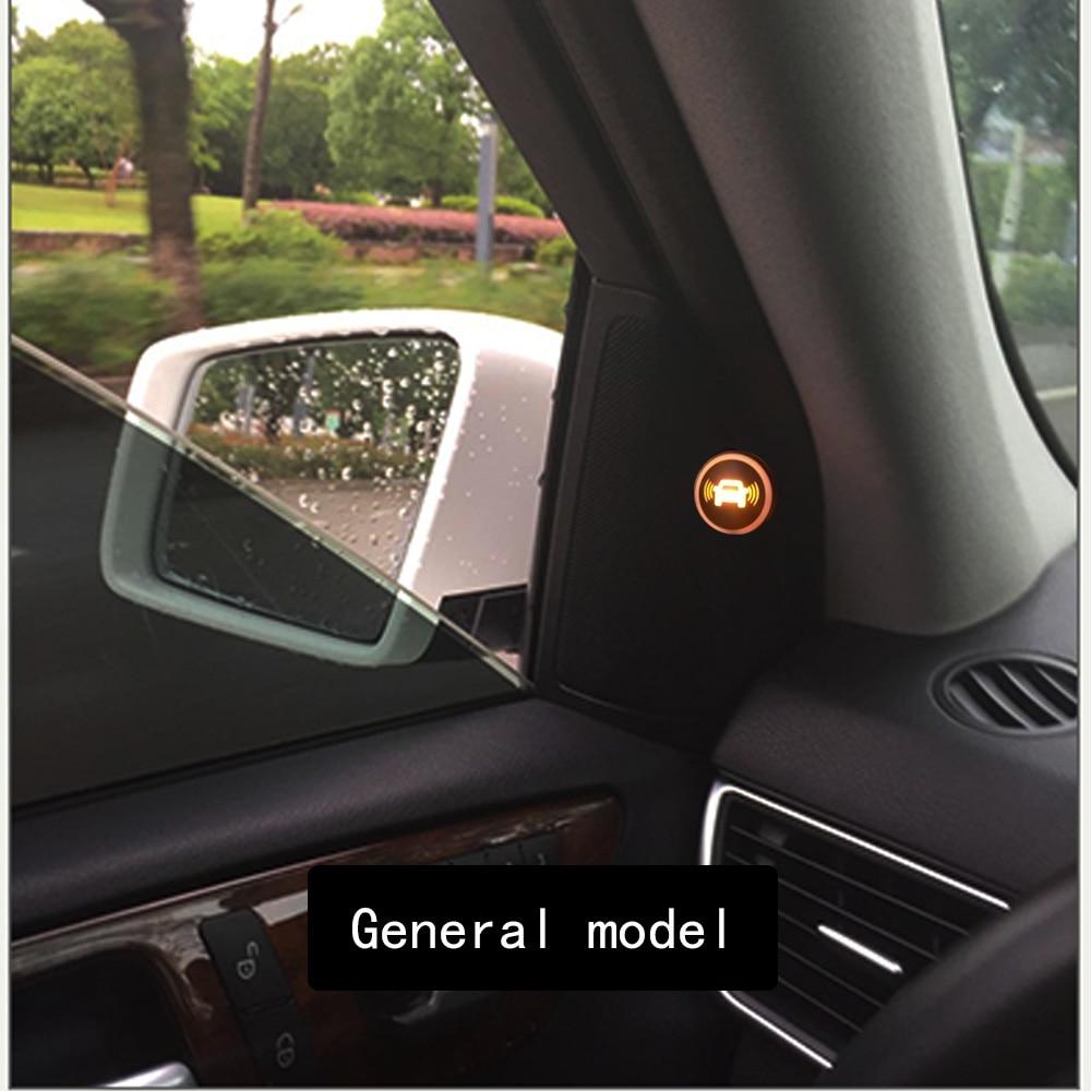 Smartour Carro BSD BSA BSM LCA Blind Spot Sistema de Detecção de Radar de Ondas Milimétricas Assistente De Condução De Segurança de Monitoramento De Ponto Cego