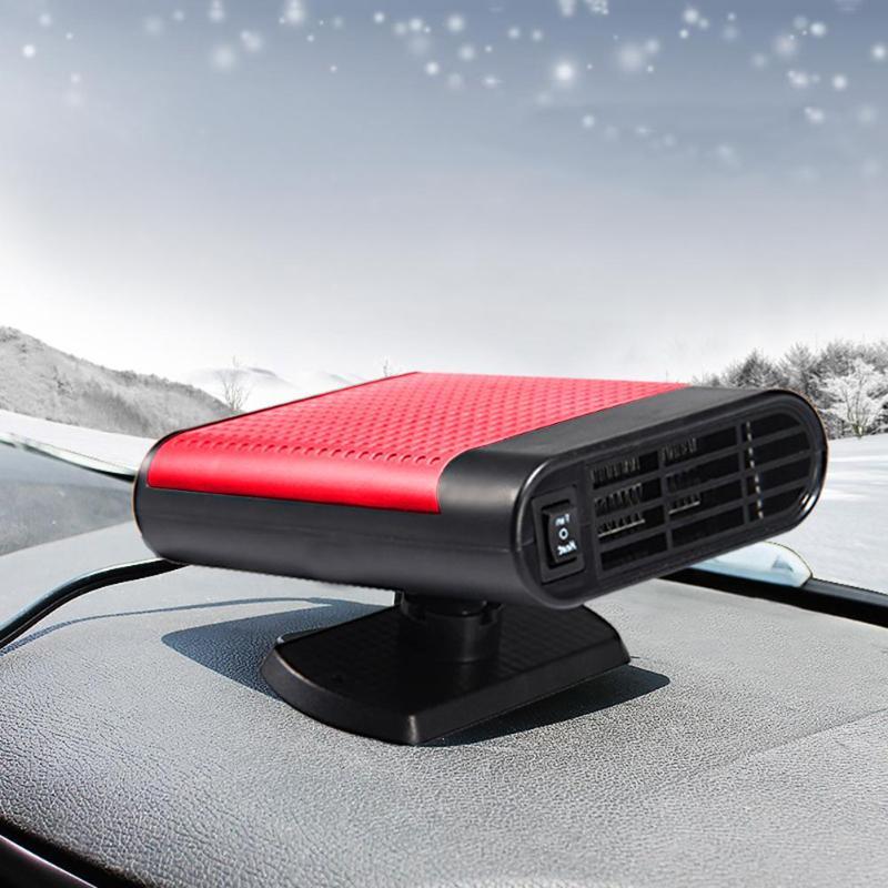 DC 12 V 150 W coche calentador eléctrico calefacción refrigeración ventilador invierno Auto Interior viento calentador calefactor parabrisas desactivado nuevo