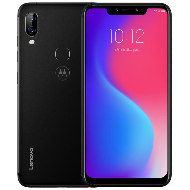 Lenovo S5 Pro 4G Smartphone 6.2'' ZUI10 ( Android 8.1 ) Qualcomm Snapdragon 636 Octa Core 1.8GHz 6GB 64GB Fingerprint 3500mAh 1