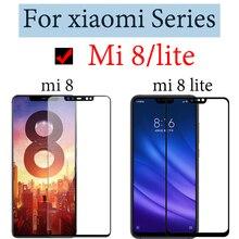 9H Protective glass for Xiaomi 8 mi 8 lite Full Cover Tempered glass for Xiaomi 8 lite screen protector for Xiaomi Mi 8lite film asling tempered glass screen film for xiaomi mi 8