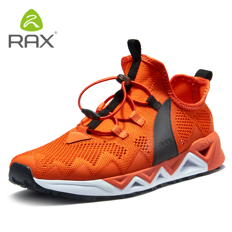 RAX Upstreams Aqua Shoes for Man Outdoor Sports Sneakers for Male Outdoor Summer Beach Sandals Fishing