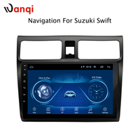 10.1 inch Android 8.1 full touch screen car multimedia system for Suzuki Swift 2004 2010 car gps radio navigation