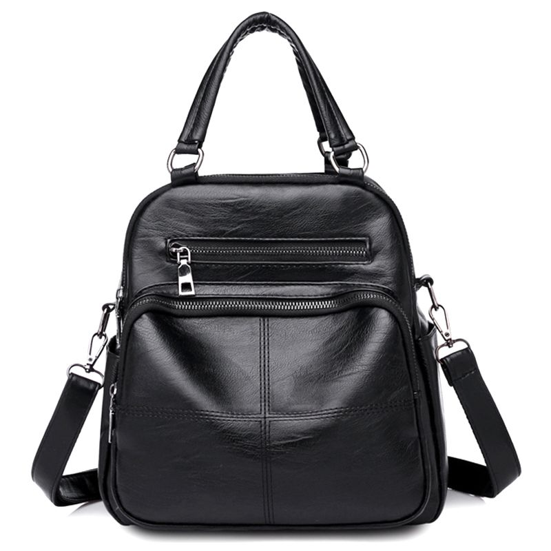 New Fashion Woman Backpack Leather Brands Female Backpacks High Quality Schoolbag Backpack ElegantNew Fashion Woman Backpack Leather Brands Female Backpacks High Quality Schoolbag Backpack Elegant