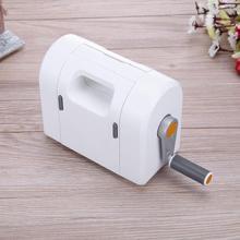 DIY тиснение инструмент для штамповки высечки тиснения машина Скрапбукинг резак кусок вырезная бумага «сделай сам» Штамп Резак-резной станок для дома
